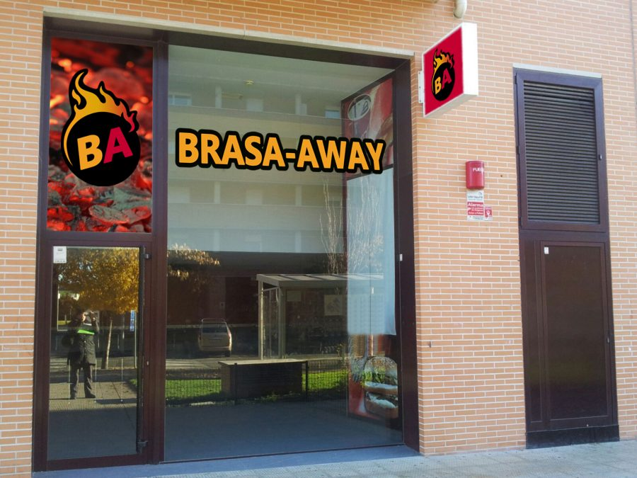 Brasa Away abre su primer local en Pamplona
