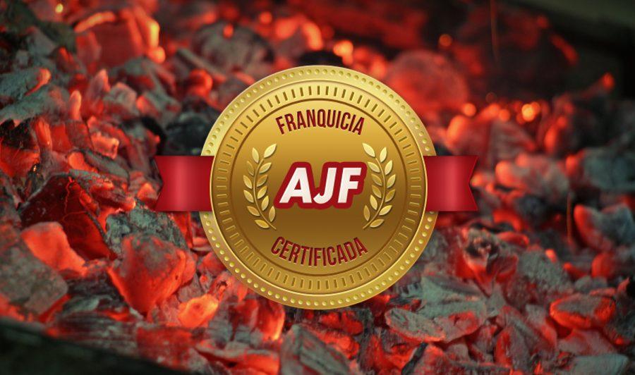 Brasa Away recibe el sello AJF de franquicia certificada