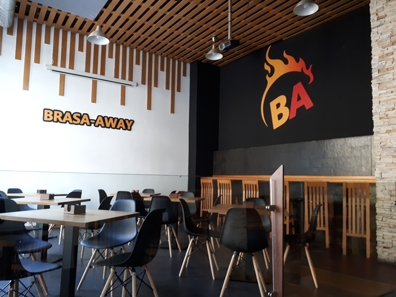 BRASA AWAY INAUGURA UN NUEVO LOCAL EN CÓRDOBA